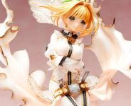Saber Bride (Fate/Extra CCC) PVC-Statue 1/8 24cm HobbyMax