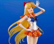 Sailor Venus Tamashii Web Exclusive (Sailor Moon Crystal) FiguartsZERO PVC-Statue 19cm BandaiTamashiiNations