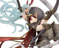 Aliasse (Valkyria Chronicles) PVC-Statue 1/7 33cm Alter