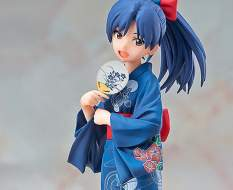 Chihaya Kisaragi Yukata Version (The Idolmaster) PVC-Statue 1/8 21cm FREEing