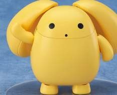 Metamoroid Wooser (Wooser's Hand-to-Mouth Life) Actionfigur 7cm GoodSmileCompany