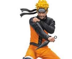 Naruto Uzumaki (Naruto Shippuden) Color Tops PVC-Statue 18cm McFarlaneToys