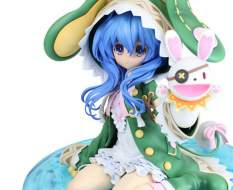Yoshino Don't hurt me Version (Date A Live 2) PVC-Statue 1/7 16cm PLUM -Beschädigte Figur-