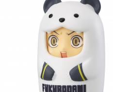 Fukuradona High School Outfit (Haikyuu!!) Nendoroid More Zubehör-Set 10cm Orange Rouge