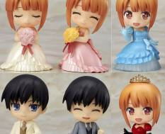 Nendoroid More: Dress-Up Wedding - Nendoroid-Zubehör-Set von GoodSmileCompany