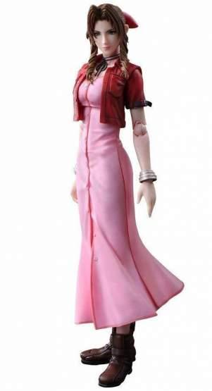 Aerith Gainsborough (Crisis Core Final Fantasy 7) Play Arts Kai Actionfigur 25cm Square Enix