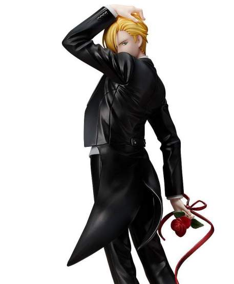 Ash Lynx (Banana Fish) PVC-Statue 1/8 28cm FREEing