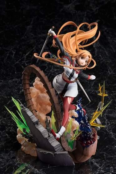 Asuna Yuuki (Sword Art Online The Movie -Ordinal Scale-) PVC-Statue 1/8 23cm Aniplex