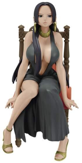 Boa Hancock (One Piece) Girly Girls PVC-Statue 12cm Banpresto