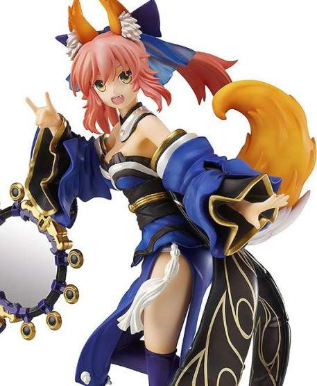Caster (Fate/Extra) PVC-Statue 1/8 20cm Phat -NEUAUFLAGE-