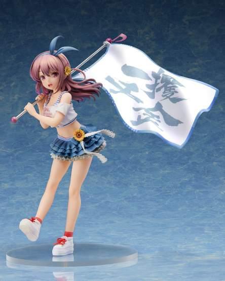 Chitose Karasuma (Girlish Number) PVC-Statue 1/8 20cm Stronger