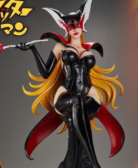 Doronjo (Yattaman) Legend Anime Time Bokan Series PVC-Statue 1/4 38cm FREEing