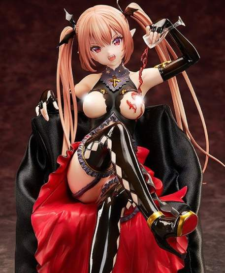 Dracula Revi Simple Version (Mataro Original Character) PVC-Statue 1/7 20cm Native