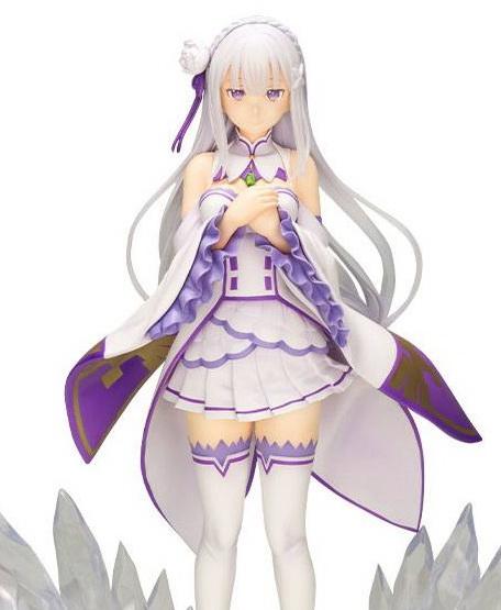 Emilia Memory's Journey (Re:ZERO Starting Life in Another World) PVC-Statue 1/7 26cm Kotobukiya