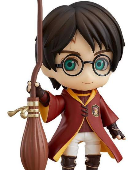 Harry Potter Quidditch Version (Harry Potter) Nendoroid 1305 Actionfigur 10cm Good Smile Company