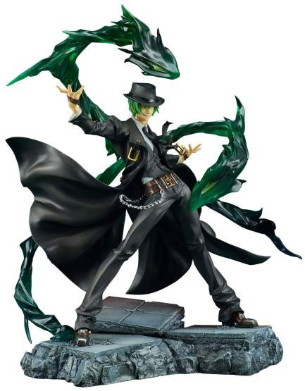 Hazama (BlazBlue) PVC-Statue 1/8 25cm Broccoli