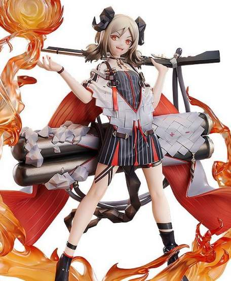 Ifrit Elite 2 (Arknights) PVC-Statue 1/7 30cm Good Smile Company