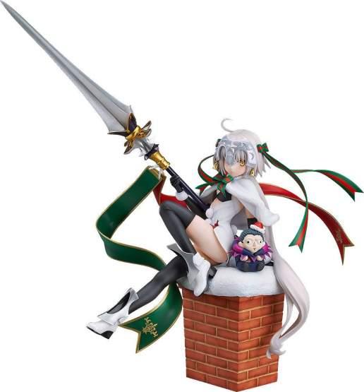 Lancer/Jeanne d'Arc Alter Santa Lily (Fate/Grand Order) PVC-Statue 1/8 28cm Good Smile Company