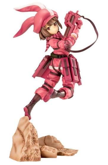Llenn (Sword Art Online Alternative Gun Gale Online) PVC-Statue 1/7 25cm Kotobukiya
