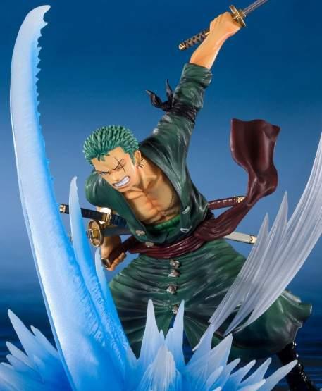 Roronoa Zoro Yakkodori (One Piece) FiguartsZERO PVC-Statue 19cm Bandai Tamashii Nations