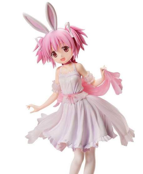 Madoka Rabbit Ears Version (Puella Magi Madoka Magica The Movie Rebellion) PVC-Statue 1/4 41cm FREEing
