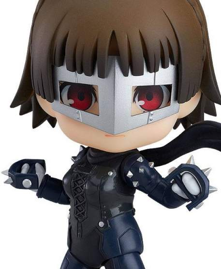 Makoto Niijima Phantom Thief Version (Persona 5 The Animation) Nendoroid 1044 Actionfigur 10cm Good Smile Company