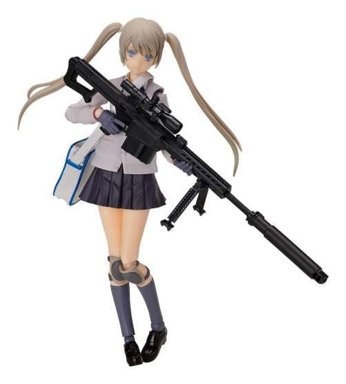 Maria Teruyazu (Little Armory) Figma SP-106 Actionfigur 13cm TOMYTEC