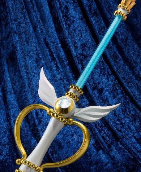 Moon Kaleido Scope (Sailor Moon Eternal) Proplica Replik 53cm Bandai Tamashii Nations