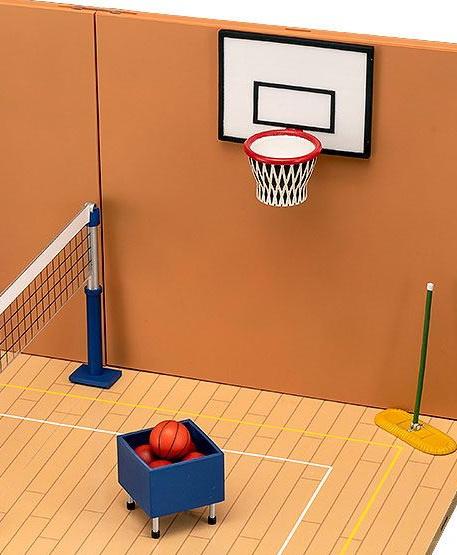 Nendoroid Playset 07: Gymnasium B Set - Nendoroid More Zubehör-Set von Phat