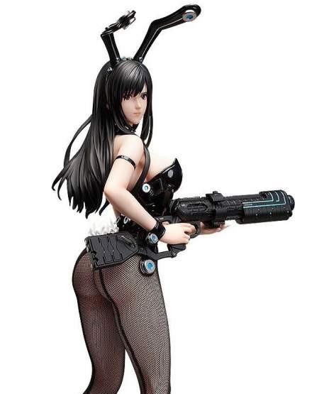 Reika Bunny Version (Gantz) PVC-Statue 1/4 42cm FREEing