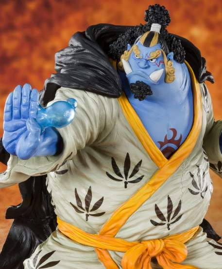 Ritter der Meere Jinbei (One Piece) FiguartsZERO PVC-Statue 19cm Bandai Tamashii Nations
