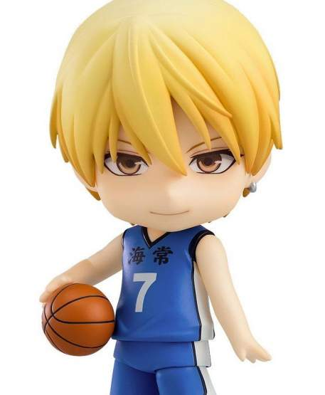Ryota Kise (Kuroko's Basketball) Nendoroid 1032 Actionfigur 10cm Orange Rouge