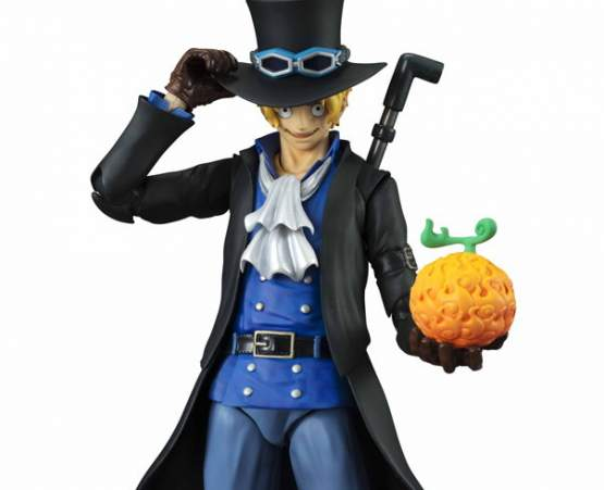 Sabo (One Piece) Variable Action Heroes Actionfigur 18cm Megahouse