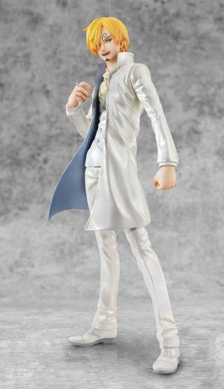 Sanji Version WD (One Piece) Excellent Model P.O.P. Limited Edition PVC-Statue 1/8 23cm Megahouse