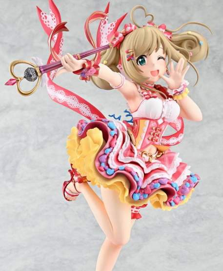 Shin Sato Heart to Heart Version (The Idolmaster Cinderella Girls) PVC-Statue 1/8 25cm Ami Ami
