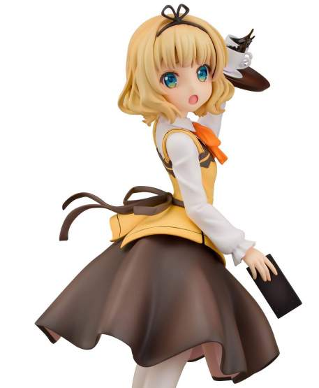 Syaro Cafe Style (Is the Order a Rabbit) PVC-Statue 1/7 21cm PLUM