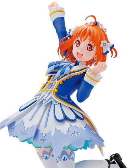 Takami Chika (Love Live! Sunshine!!) Ichibansho PVC-Statue 16cm Bandai