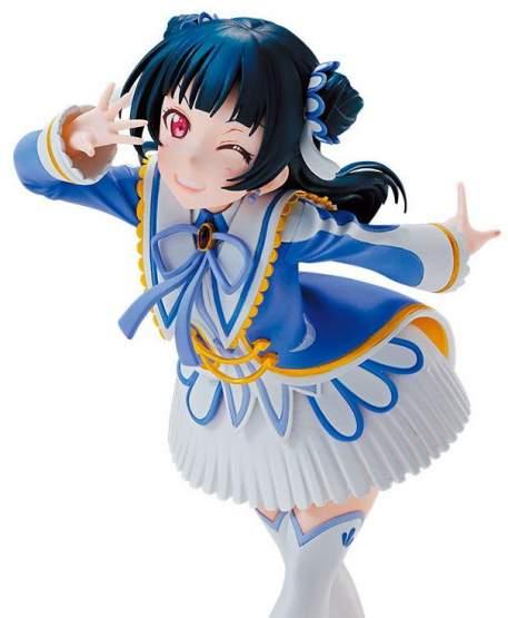 Tsushima Yoshiko (Love Live! Sunshine!!) Ichibansho PVC-Statue 13cm Bandai