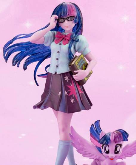 Twilight Sparkle Limited Edition Bishoujo (Mein kleines Pony / My little Pony) PVC-Statue 1/7 22cm Kotobukiya
