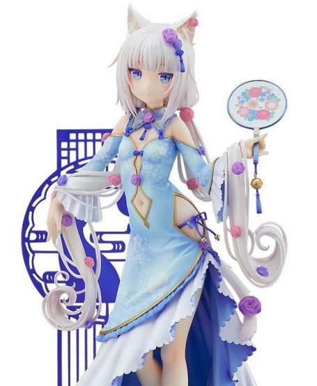 Vanilla Chinese Dress Version (Nekopara) PVC-Statue 1/7 22cm Good Smile Company