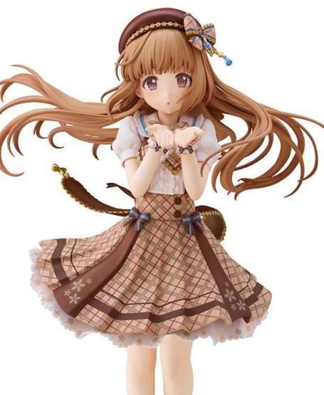 Yoshino Yorita Harubetosakuya (Idolmaster Cinderella Girls) PVC-Statue 1/7 21cm PLUM