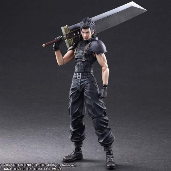 Zack (Crisis Core Final Fantasy 7) Play Arts Kai Actionfigur 27cm Square Enix
