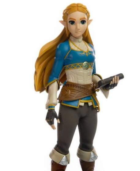 Zelda (The Legend of Zelda Breath of the Wild) PVC-Statue 25cm First4Figures