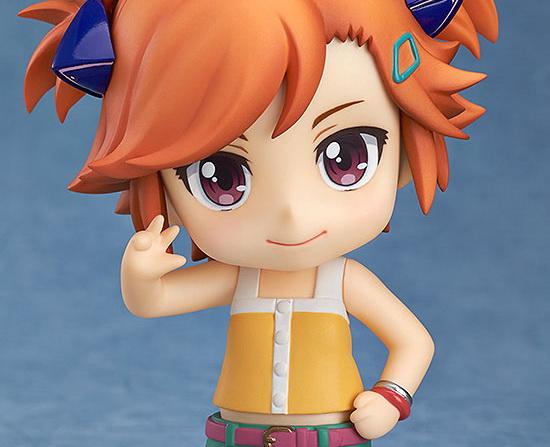 Akari Yomatsuri (Captain Earth) Nendoroid-Actionfigur 10cm GoodSmileCompany