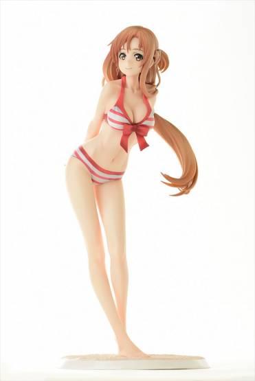 Asuna Swimwear Version Premium (Sword Art Online) PVC-Statue 1/6 25cm Orca Toys