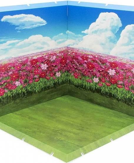 Cosmos Field Dioramansion 150 Zubehör-Set für Nendoroid und Figma Actionfiguren von PLM