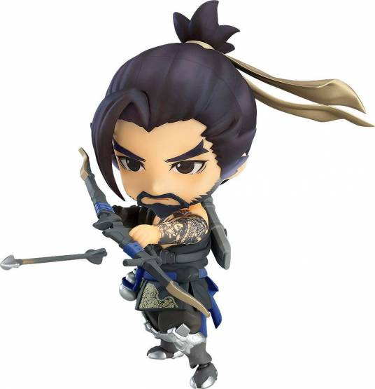 Hanzo Classic Skin Edition (Overwatch) Nendoroid 839 Actionfigur 10cm Good Smile Company