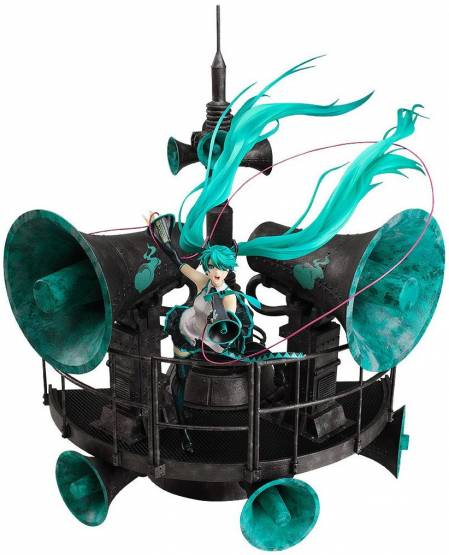 Hatsune Miku Love is War Version DX (Character Vocal Series 01) PVC-Statue 1/8 40cm Good Smile Company