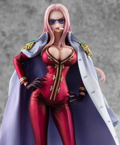 Hina Limited Edition (One Piece) Excellent Model P.O.P. PVC-Statue 21cm Megahouse