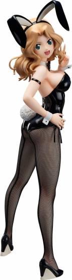 Kei Bunny Version (Girls und Panzer der Film) PVC-Statue 1/4 44cm FREEing